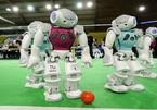 Robot có World Cup riêng, sẽ đánh bại đội tuyển mạnh nhất của con người?
