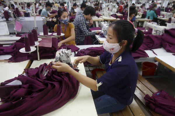 Mỹ,Trung Quốc,chiến tranh thương mại,Donald Trump,Việt Nam,may mặc,da giầy,Hàn Quốc