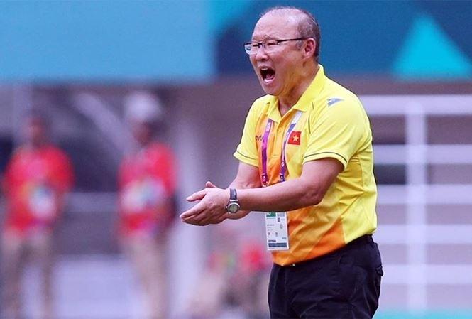 HLV Park Hang Seo bất ngờ trải lòng về tin đồn lương 'khủng'