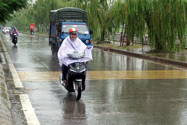 Dự báo thời tiết 9/7, Hà Nội chiều tối mưa vàng giảm nhiệt