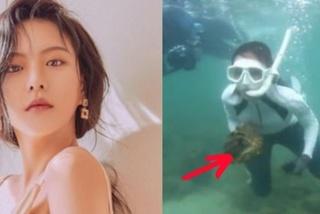 Nữ diễn viên Lee Yeol Eum bị kiện chỉ vì 3 con sò