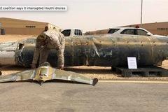 Sân bay Ảrập Xêút bị máy bay không người lái tấn công