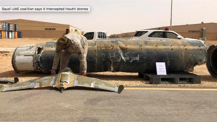 Sân bay,Ảrập Xêút,máy bay không người lái,tấn công