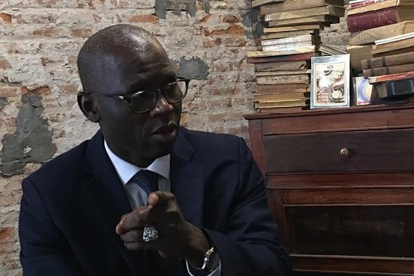 Ousmane Dione,Ngân hàng Thế giới