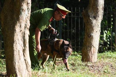 Chó nghiệp vụ 'lật tẩy' kẻ giết 2 vợ chồng ở Hưng Yên