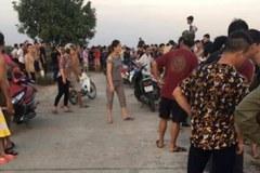 3 anh em trượt chân, tử vong trên sông Kinh Thầy