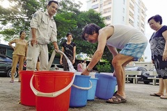 Water shortages loom for Hanoi as Da River dries up