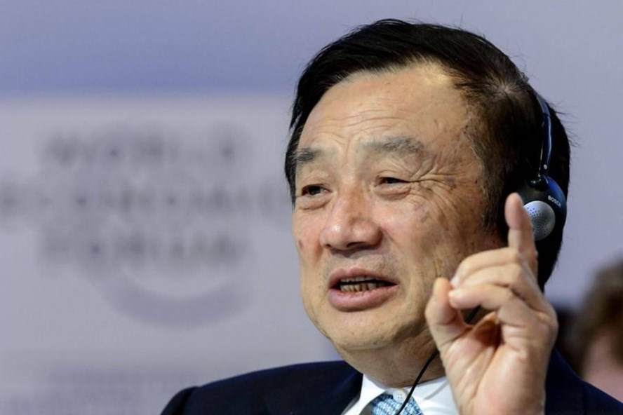 CEO Huawei,Nhậm Chính Phi,dữ liệu người dùng,quyền riêng tư,Apple