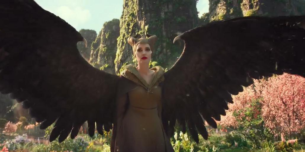 Angelina Jolie đáng sợ hơn bội phần ở 'Tiên hắc ám 2'