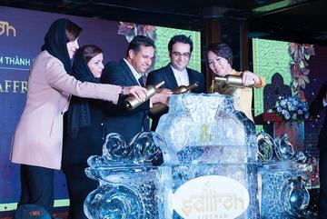 Saffron Việt Nam khẳng định vị thế Trung tâm phân phối nhuỵ hoa nghệ tây chính hãng từ Iran