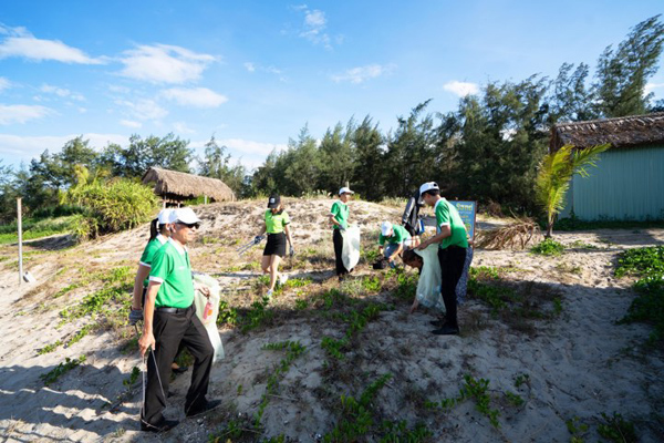 Tập đoàn An Phát Holdings đồng hành cùng Hội An bảo vệ môi trường