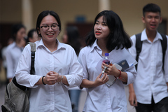Điểm nhận hồ sơ xét tuyển Trường ĐH Ngân hàng TP.HCM chỉ 15,5