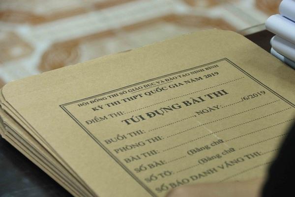 68 bài thi THPT quốc gia ở Nghệ An thay đổi điểm số sau phúc khảo