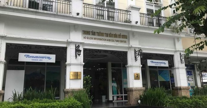 Quận Hoàn Kiếm báo cáo về vụ Trung tâm văn hóa Hồ Gươm