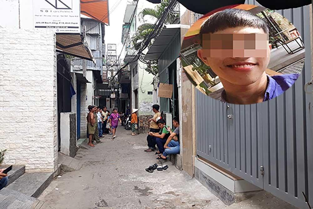 Giết người,Sài Gòn,Nữ sinh