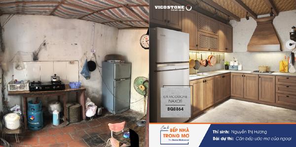 15 căn bếp lột xác ngoạn mục thành 'Bếp nhà trong mơ'