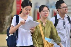 Trường THPT Chuyên Ngoại ngữ tổ chức thi vào ngày 24/5