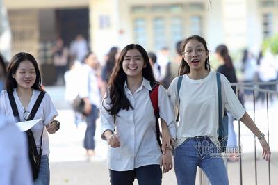 Điểm chuẩn Trường ĐH Luật Hà Nội cao nhất là 27,25 với tổ hợp C00