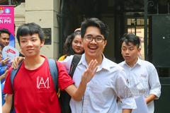 Thí sinh đạt điểm thi THPT quốc gia 2019 của 3 môn cao nhất là 29,8