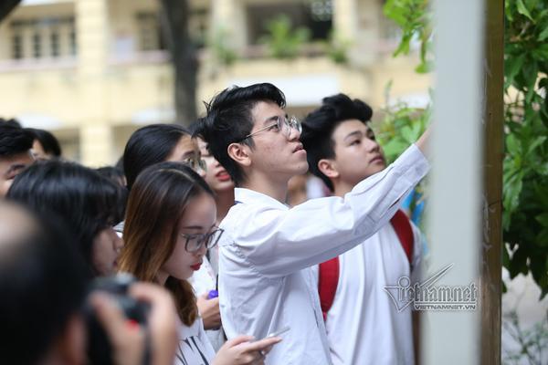 Hà Nội công bố điểm thi THPT quốc gia 2019 cho thí sinh từ 0h