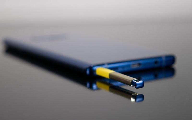 Galaxy Note,Điện thoại Samsung,Bút S Pen