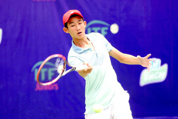 VN tennis player bows out of Wimbledon Juniors' boy's singles
