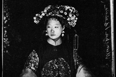 Ảnh hiếm về phụ nữ Trung Quốc nửa cuối thế kỷ 19