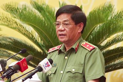 Tướng Đoàn Duy Khương đề nghị hủy hàng nghìn xe máy hết niên hạn