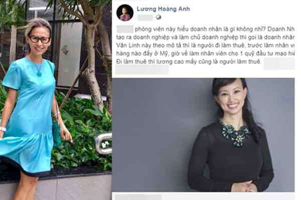 """Shark Linh bị vợ cũ Huy Khánh """"chê"""" không phải doanh nhân mà chỉ là người làm thuê lương cao, thực hư thế nào!?"""