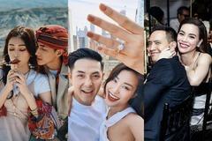 4 đám cưới của sao Việt được mong chờ nhất năm