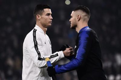 Chi 60 triệu euro, Juventus có Icardi đá cặp Ronaldo
