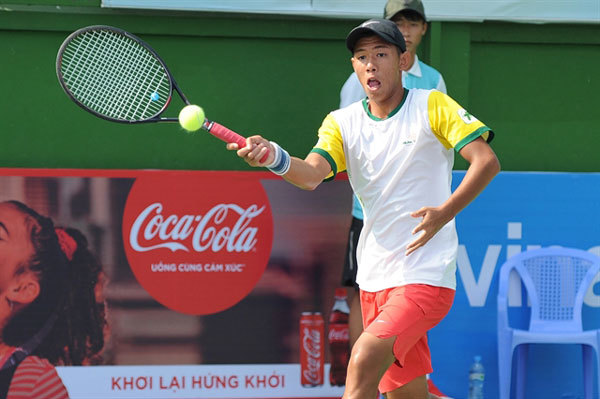 Nguyen and Duy enter second round of U18 ITF Junior Circuit