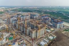 Căng thẳng nguồn cung căn hộ, Hà Nội, TP.HCM cùng 'lập đáy' thấp kỷ lục