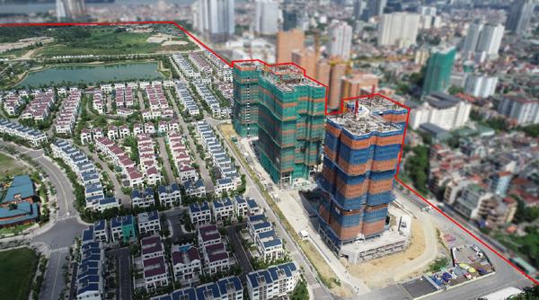 Daewoo E&C xây dựng dự án chung cư đầu tiên tại Việt Nam