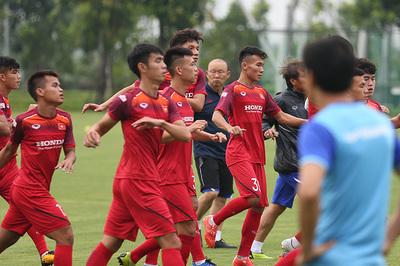 """U22 Việt Nam vắng nhiều sao, đấu """"hàng khủng"""" trước SEA Games"""