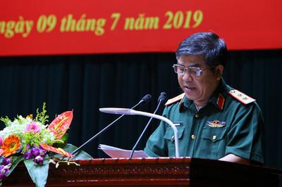 Tướng quân đội nói về chống gian lận thi cử ở trường quân sự