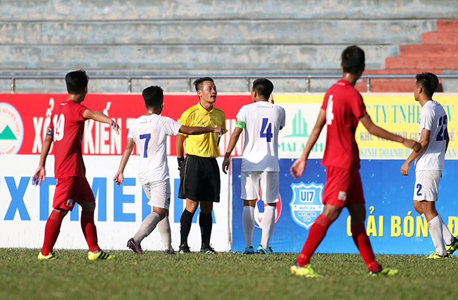 Giải U17 Quốc gia: PVF tranh chức vô địch cùng Thanh Hoá