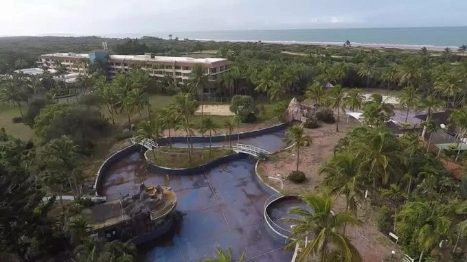 Khu nghỉ dưỡng bậc nhất Australia điêu tàn sau 3 năm bỏ hoang