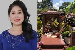 NSND Hồng Vân chia sẻ xúc động nhân 100 ngày mất của Anh Vũ