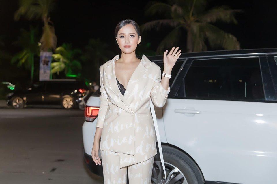 Mai Phương Thúy,hoa hậu Việt Nam