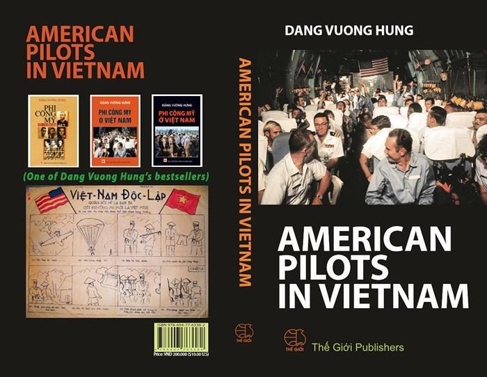 Ra mắt 'Phi công Mỹ ở Việt Nam' phiên bản tiếng Anh