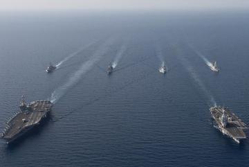 Mỹ muốn lập liên minh quốc tế 'săn' tàu dầu Iran