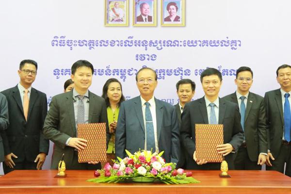 Viettel triển khai 5G ở Campuchia từ tháng 7/2019