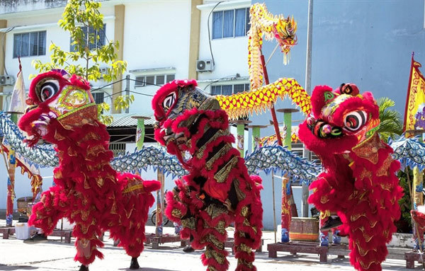 One dragon dance master's labour of love