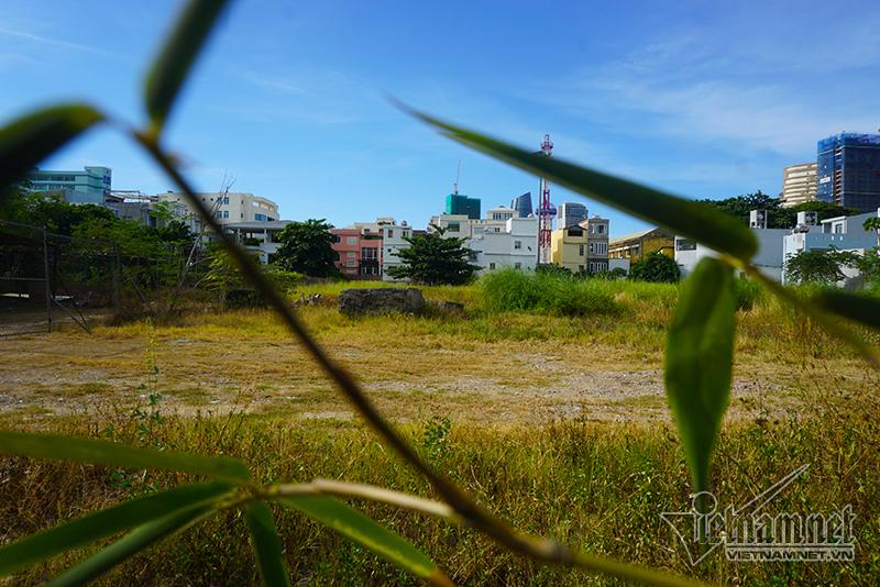 Những khu 'đất vàng' trước nguy cơ bị Đà Nẵng thu hồi