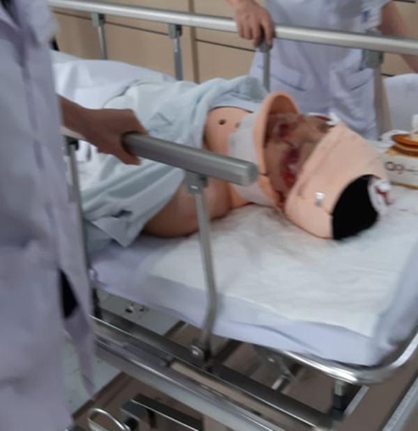 Người phi xe máy hất tung CSGT Hải Phòng, đủ cơ sở quy tội giết người?