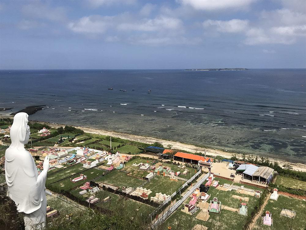 Quảng Ngãi quyết thu phí tham quan đảo lớn, bé ở Lý Sơn
