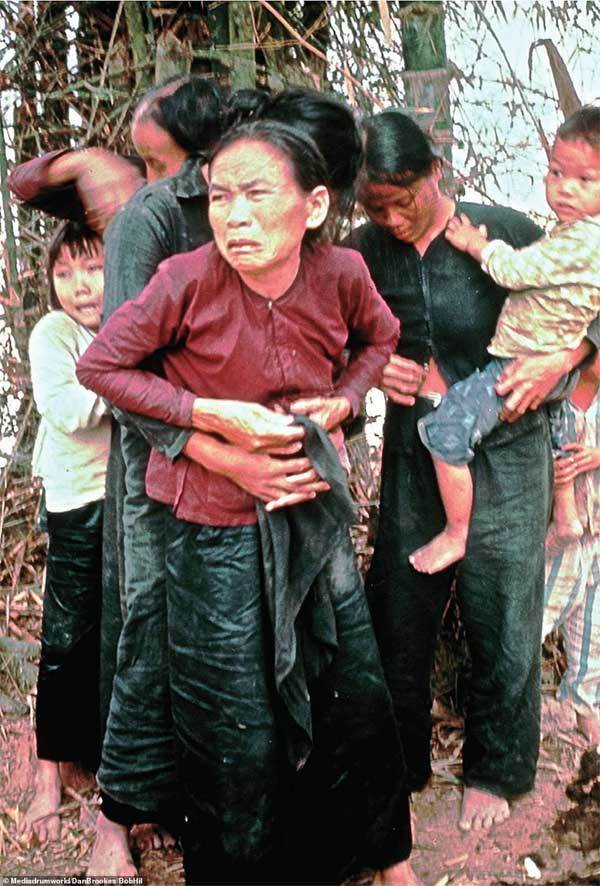 Những hình ảnh 'góp phần' chấm dứt cuộc chiến tàn bạo của Mỹ ở VN