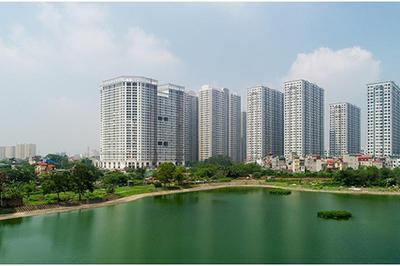 Cơ hội vàng xuống tiền chốt 'giá hời' căn hộ 5 sao ở Hà Nội