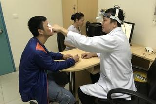 Chữa bệnh sổ mũi suốt 11 năm mới biết bị rò dịch não tủy